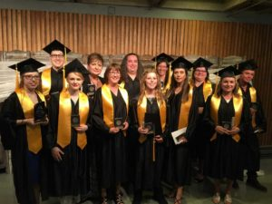Corner Brook Campus Program Award Winners - Academy Canada