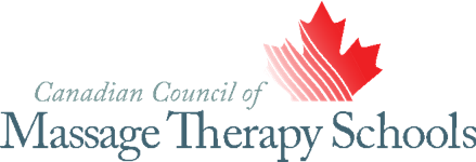 Canadian Council of Massage Therapy Schools logo