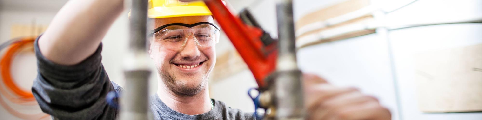 Plumber (Pre-Employment) Program   Academy Canada Career College