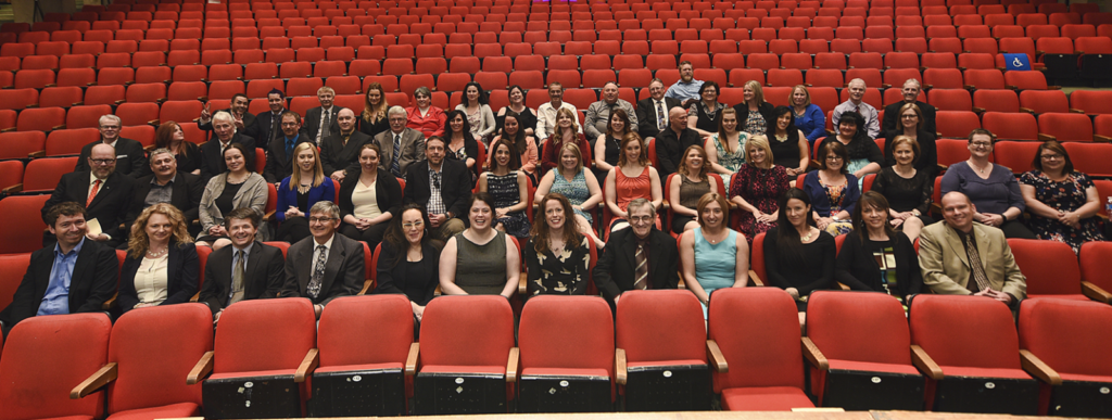 Convocation staff photo - 2016 - Academy Canada
