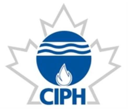 The Canadian Institute of Plumbing and Heating logo