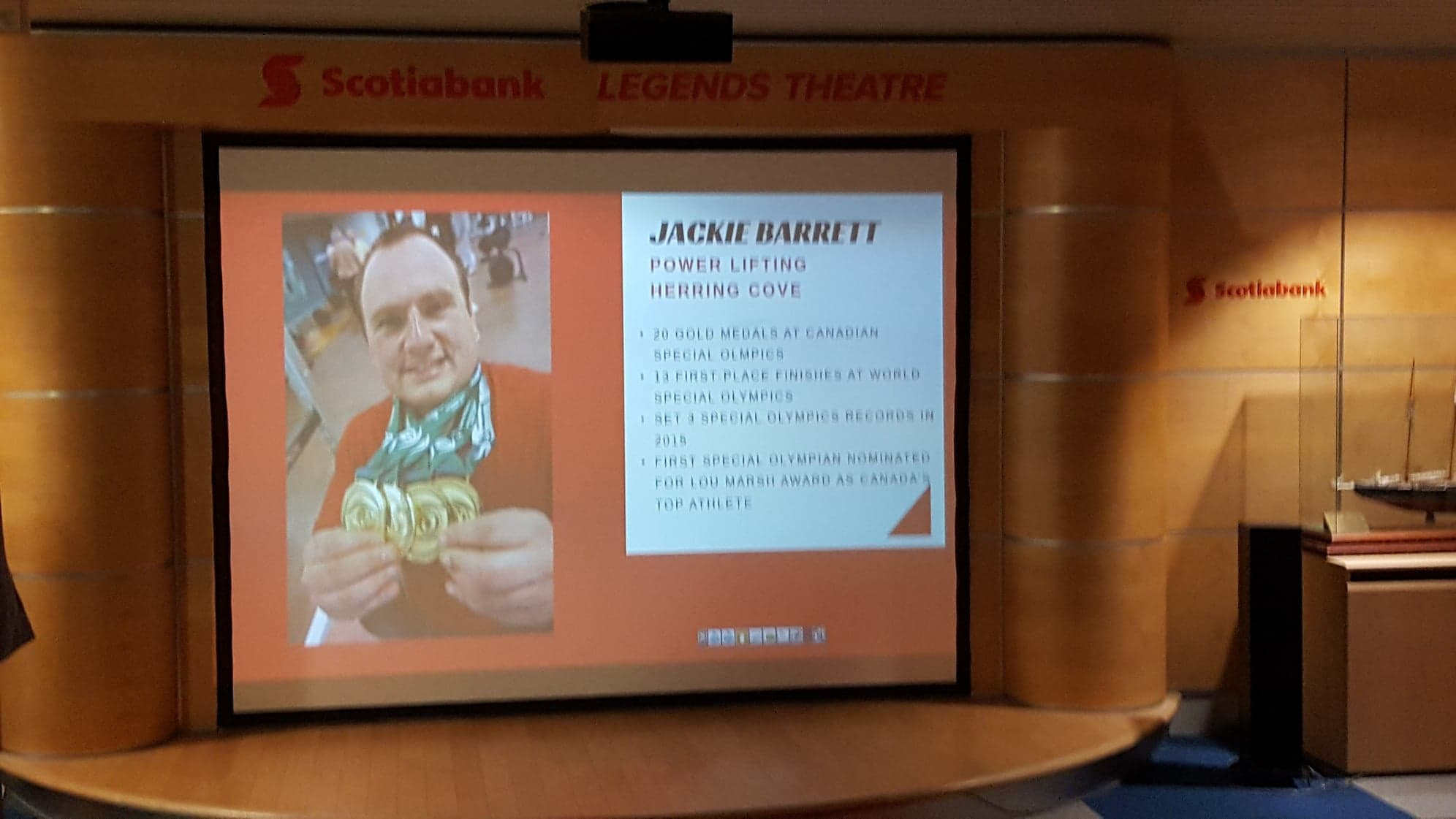 Academy Canada Webmaster, Jack Barrett, To Be Inducted Into